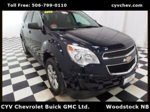 2015 Chevrolet Equinox LS FWD - $10/Day - Bluetooth, XM & Alloys
