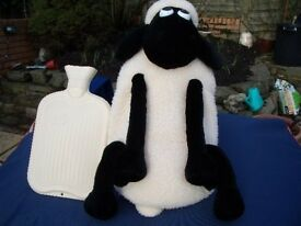 Boots Shaun the Sheep Hot Water Bottle Cover