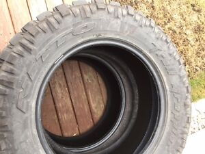 Nitto Trail Grappler Tires 295/60R20