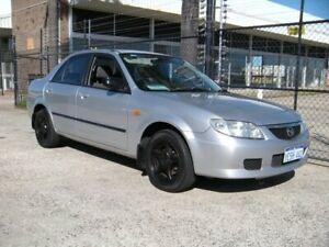 2003 Mazda 323 Protege Silver 5 Speed Manual Sedan Wangara Wanneroo Area Preview