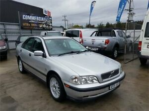 2000 Volvo S40 MY01 T4 SE Silver 5 Speed Automatic Sedan Lilydale Yarra Ranges Preview
