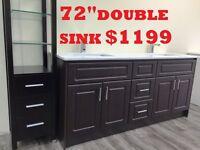 "Bathroom Vanities Wholesales Prices 17""-72"""