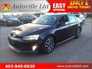 2013 Volkswagen Jetta GLI Leather Sunroof
