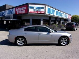 2015 Dodge Charger SXT 4dr Rear-wheel Drive Sedan