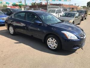 2012 Nissan Altima 2.5S ---$0 DOWN FINANCING, 100% APPROVED
