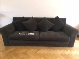 Large John Lewis Provence range sofa 225 x 79 x 96 cm