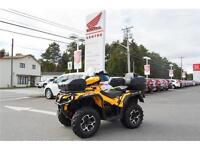 2012 Can-Am Outlander 800R XT, Windshield, Winch !!