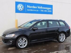 2017 Volkswagen Golf Sportwagen 1.8 TSI Highline 4dr All-wheel D