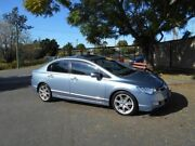 2007 Honda Civic 8th Gen MY07 Sport Silver Automatic Sedan Waterford Logan Area Preview