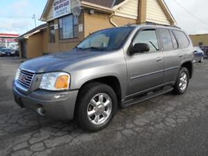 2006 GMC Envoy SLT 4.2L Automatic Leather Sunroof Certified 142K