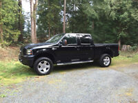 2006 Ford F-350 Harley Davidson 4X4 Short Box