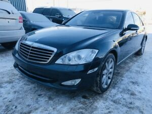 2007 Mercedes-Benz S-Class S550 4MATIC AWD, Night Vision, BackUp