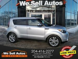 2015 Kia Soul $57 WEEK *EX *HEATED SEATS *LOCAL* CRUISE
