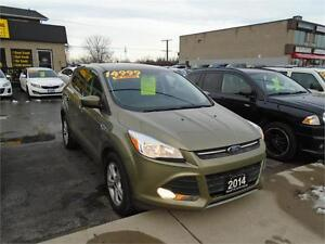 """2014 Ford Escape 'GUARANTEED FINANCING"""" RATES AS LOW AS 3.99%"""