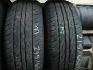 215/60R16 USED SAILUN A/S TIRE