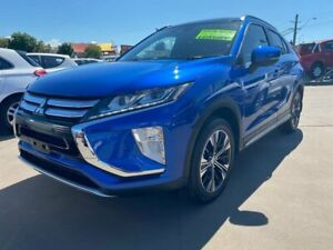 2019 Mitsubishi Eclipse Cross YA MY19 Exceed AWD Blue 8 Speed Constant Variable Wagon McGraths Hill Hawkesbury Area Preview