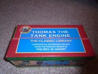 thomas the tank engine classic library books collection