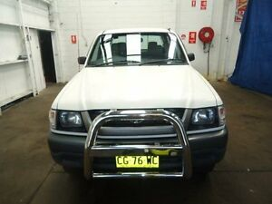 2003 Toyota Hilux VZN167R (4x4) White 4 Speed Automatic Dual Cab Pick-up Cardiff Lake Macquarie Area Preview