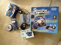 Playstation/walkman/gameboy console and accessories