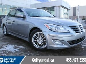 2013 Hyundai Genesis 3.8 Premium LEATHER/SUNROOF/NAV