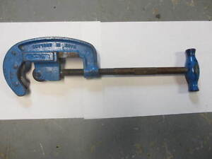 "Pipe cutter / coupe tuyaux Record 1/2"" - 2"""