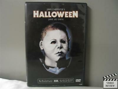 Halloween (DVD, 1999, Restored Version) - Halloween Dvd Versions