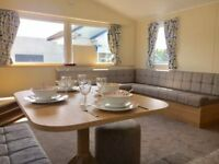 Static Caravan For Sale at Romney Sands Kent East Sussex with Private Fishing Lake