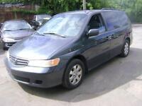 2004 Honda Odyssey EX Minivan, Van