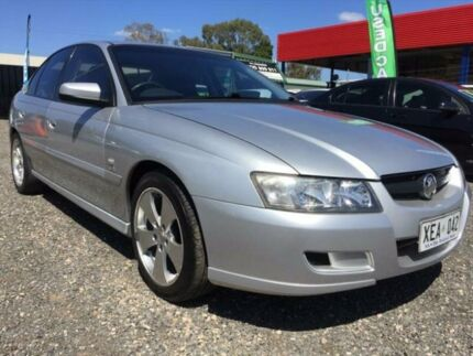 2005 Holden Commodore VZ Lumina Silver 4 Speed Automatic Sedan Elizabeth West Playford Area Preview