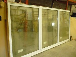 Large thermal glass window new