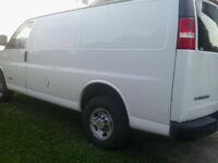 2005 Chevy Express 2500