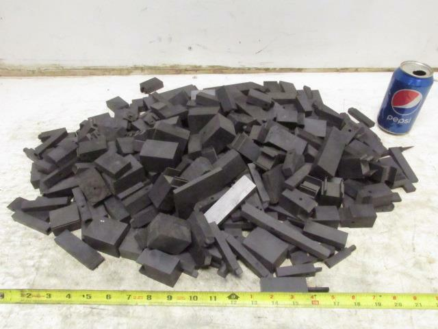 Carbon Graphite Scrap Pieces Mold Material 23 Lbs Various Shapes EDM Machine #2