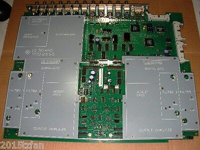 Rs Rohde Schwarz Amiq Iq Board And Output Amplifier 1110.2532 Good Working