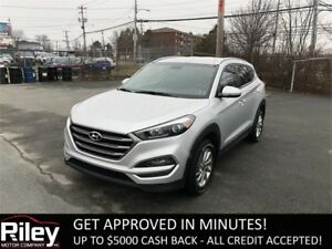 2016 Hyundai Tucson Premium STARTING AT $147.60 BI-WEEKLY