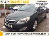 BAD CREDIT, NEED A CAR ?...PAY AS YOU GO FINANCE...VAUXHALL ASTRA ELITE.....representative APR 14.5%
