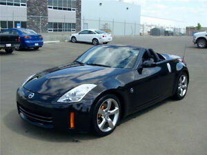 2008 Nissan 350Z Grand Touring Convertible