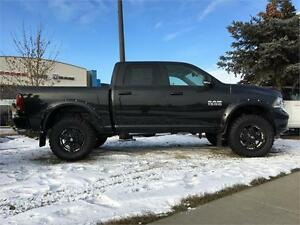 2016 RAM 1500 SPORT LIFTED 0% FOR 84 MONTHS, UNTIL JAN 31ST !!