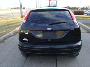 2007 FORD FOCUS SES HATCHBACK SNOW TIRES''GST INCLUDED'''' West Island Greater Montréal image 8