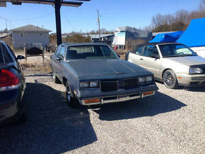 83 and 89 olds cutlass