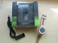 Garmin Approach S3 GPS Golf Watch (Brand New Battery Fitted)