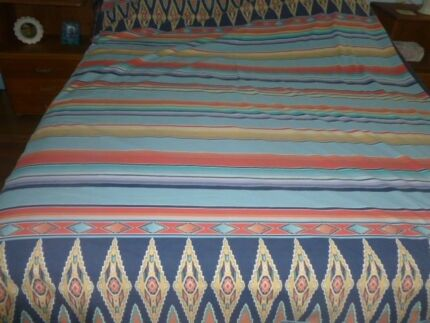 KING SINGLE/DOUBLE QUILT COVER
