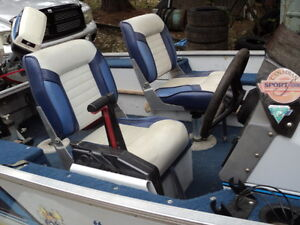 Lowered price on Princecraft Pro 162 Side Console Pkg.