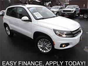2016 Volkswagen Tiguan S HEATED SEATS!! BACKUP CAM!! BLUETOOTH!!