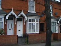 TWO BED HOUSE TO RENT* BORDESLEY GREEN * BORDESLEY GREEN*2 BED ROOMS*2 RECEPTION ROOMS* DSS ACCEPTED