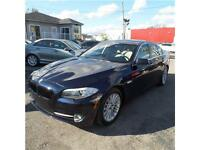 2011 BMW 535i XDrive AWD/NAVI/CAMERA/DRIVE ASSIST/LEATHER/XENON