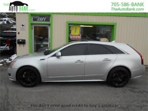 2013 Cadillac CTS Wagon AWD| NEW AFTERMARKET RIMS