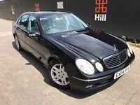 Mercedes-Benz E Class 2.7 E270 CDI Avantgarde,2004,1 OWNER,FULL SERVICE,LONG MOT,HPI CLEAR