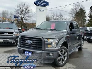 2016 Ford F-150 XLT *HEATED SEATS* *REMOTE START*