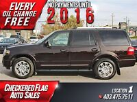 2013 Ford Expedition Limited W/ 4X4-Heated Leather-Sunroof