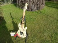 Axe for budding rock stars